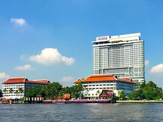 曼谷河畔安凡尼臻選酒店(Avani+ Riverside Bangkok Hotel)外觀