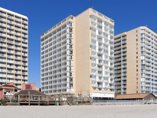 Most Popular Hotels In Myrtle Beach Sands Ocean Club