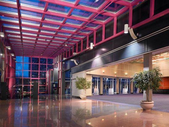 温哥華喜來登華爾中心酒店(Sheraton Vancouver Wall Centre)公共區域