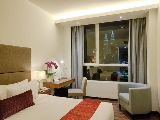 吉隆坡WP酒店(WP Hotel Kuala Lumpur)豪華大床房