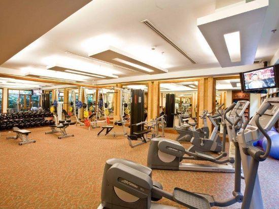 芭堤雅洲際度假酒店(InterContinental Pattaya Resort)健身房