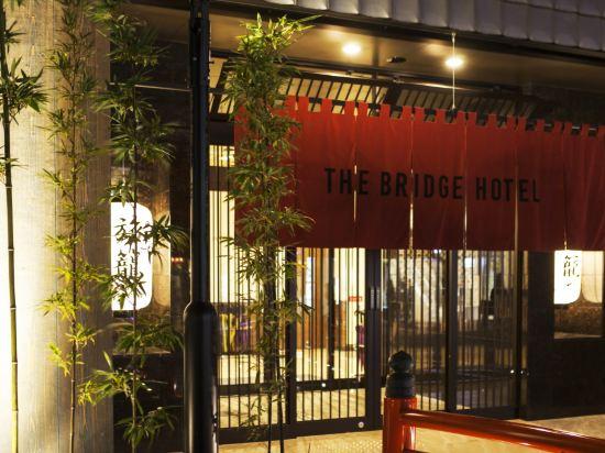 大阪棧橋酒店心齋橋店(The Bridge Hotel Shinsaibashi Osaka)外觀