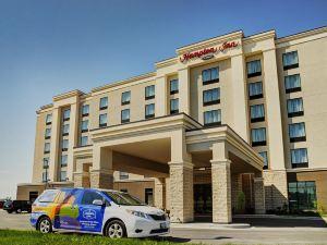 希爾頓歡朋溫尼伯酒店(Hampton Inn by Hilton Winnipeg)