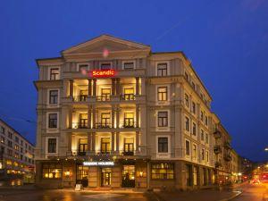 奧斯陸霍爾伯格斯堪迪克酒店(Scandic Holberg Oslo)