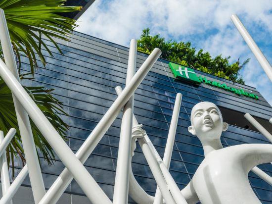 曼谷素坤逸假日酒店(Holiday Inn Bangkok Sukhumvit)外觀