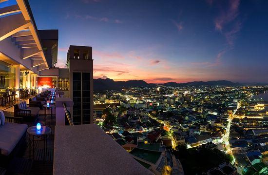 華欣希爾頓温泉度假酒店(Hilton Hua Hin Resort & Spa)眺望遠景