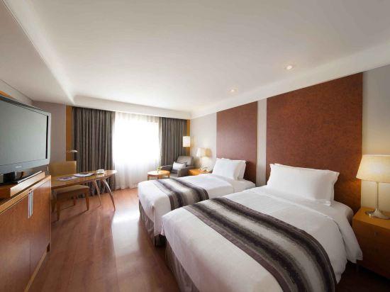 首爾大使鉑爾曼酒店(Grand Ambassador Seoul Associated Pullman)行政豪華房