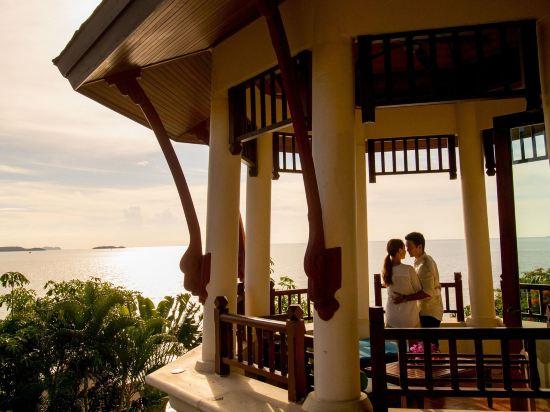 芭堤雅洲際度假酒店(InterContinental Pattaya Resort)海景露台洲際俱樂部套房