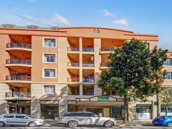 悉尼坎波頓公寓品質酒店