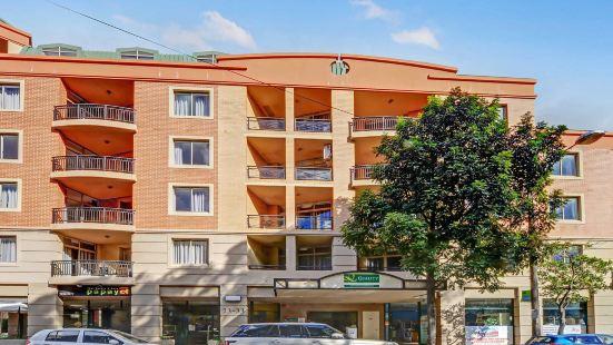 Quality Apartments Camperdown Sydney