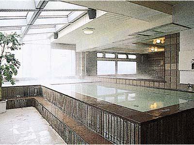 池袋皇家酒店(Ikebukuro Royal Hotel)室內游泳池
