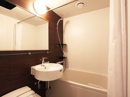 大阪本町微笑尊貴酒店(Smile Hotel Premium Osaka Hommachi)標準大床房