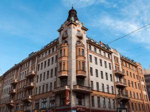 聖彼得堡夫斯基前景艾爾雷格洛酒店