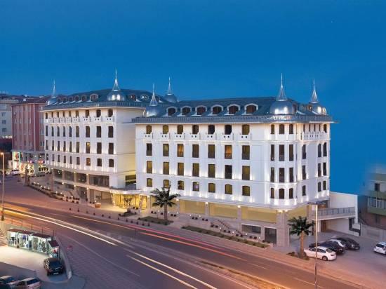 伊斯坦布爾梅爾特迅捷酒店