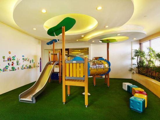 曼谷拉查丹利中心酒店(Grande Centre Point Ratchadamri Bangkok)兒童樂園/兒童俱樂部