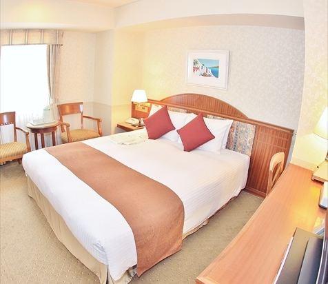 Hotel Trusty 名古屋(Hotel Trusty Nagoya)轉角大床房