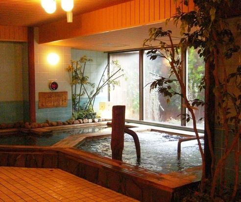 札幌多美迎PREMIUM酒店(Dormy Inn Premium Sapporo)室內游泳池