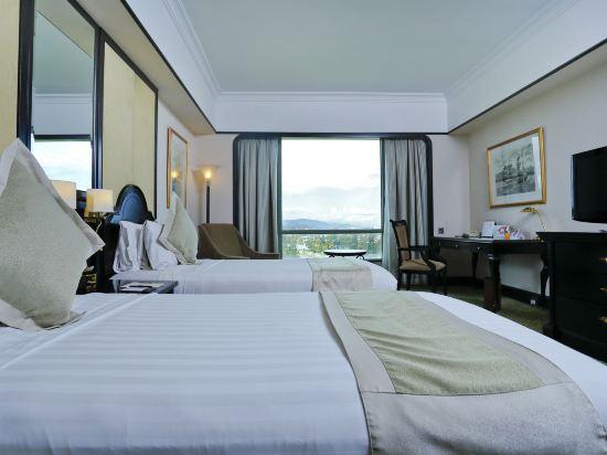 哥打京那巴魯絲綢太平洋酒店(The Pacific Sutera)豪華高爾夫景房