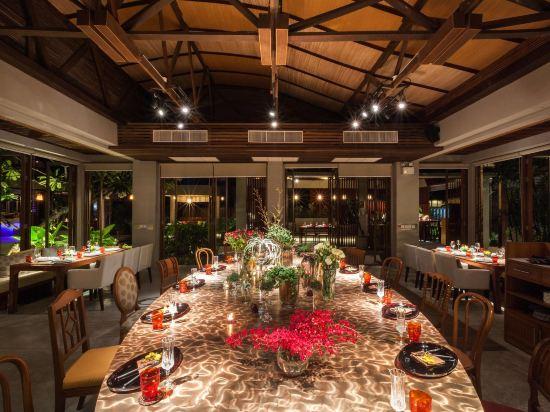 華欣阿爾弗里斯科露天海景度假酒店(Let's Sea Hua Hin Al Fresco Resort)餐廳