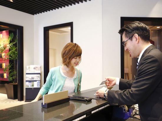 福岡皇家花園酒店(The Royal Park Hotel Fukuoka)公共區域
