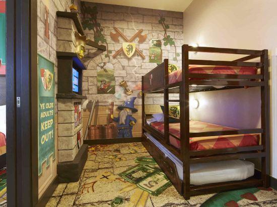 新山樂高度假酒店(Legoland Resort Hotel Johor Bahru)王國主題房