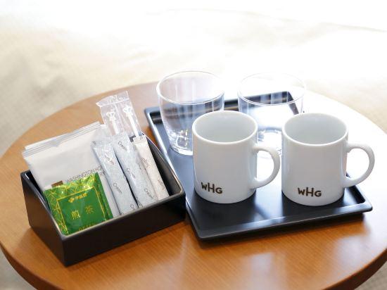 Gracery飯店-京都三條(Hotel Gracery Kyoto Sanjo)標準大床房(北樓)