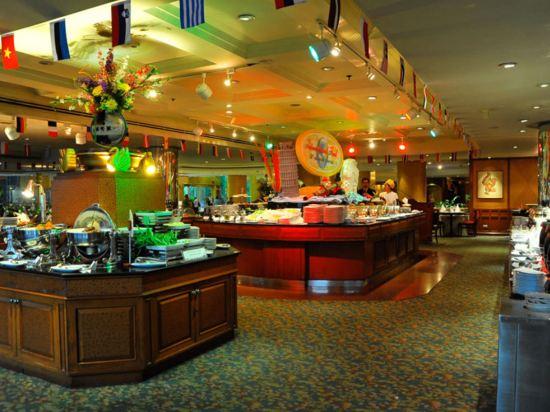 綠寶石酒店(The Emerald Hotel)餐廳