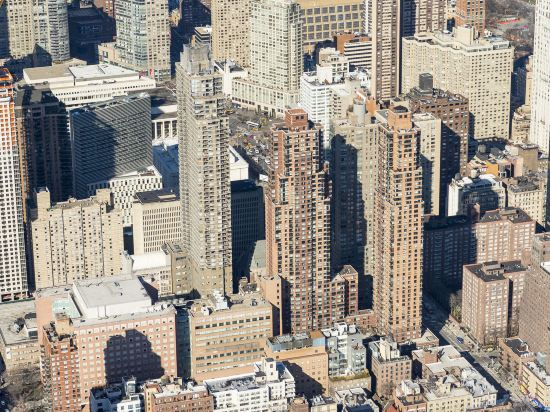 紐約沃森酒店(原紐約曼哈頓第57街假日酒店)(The Watson Hotel (Formerly Holiday Inn Manhattan 57th Street))外觀