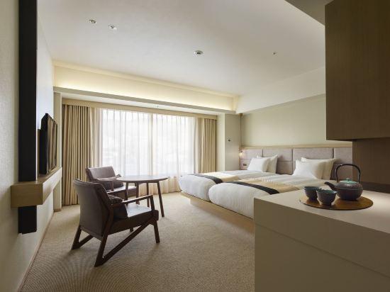 京都祗園賽萊斯廷酒店(Hotel the Celestine Kyoto Gion)賽萊斯廷雙床房