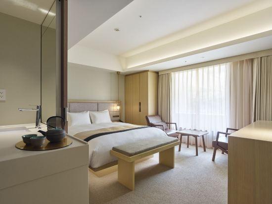 京都祗園賽萊斯廷酒店(Hotel the Celestine Kyoto Gion)舒適大床房
