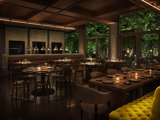 紐約共和酒店(Public New York)餐廳