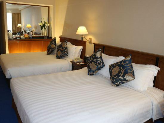 香港君怡酒店(The Kimberley Hotel)家庭房