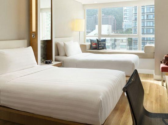 香港今旅酒店(Hotel Jen Hong Kong)高級房