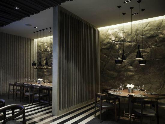 如心艾朗酒店(L'hotel élan)餐廳