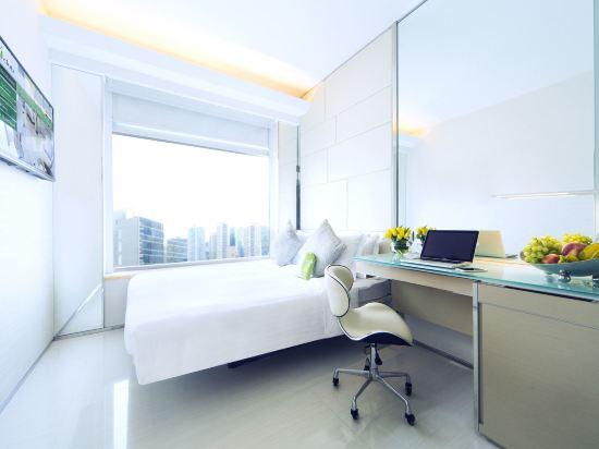 香港富薈炮台山酒店(iclub Fortress Hill Hotel)商薈尊貴大床房