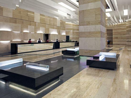 香港如心海景酒店暨會議中心(L'hotel Nina Et Convention Centre)公共區域