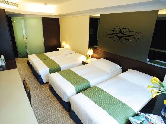 香港8度海逸酒店(Harbour Plaza 8 Degrees)四人房