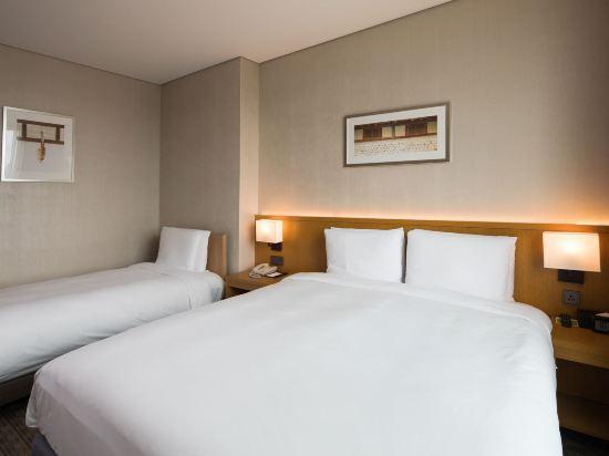 喜普樂吉酒店首爾東大門(Sotetsu Hotels the Splaisir Seoul Dongdaemun)高級雙床房
