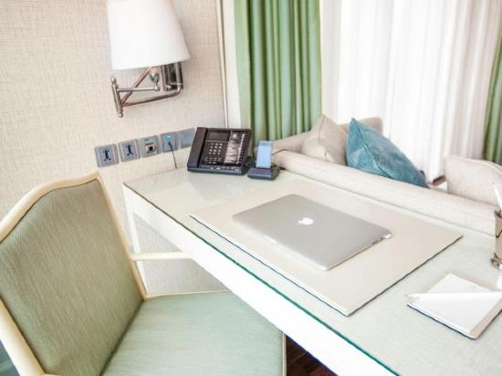 曼谷東方酒店(Oriental Residence Bangkok)一卧室角落套房