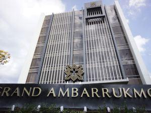 日惹格蘭德愛慕卡摩酒店