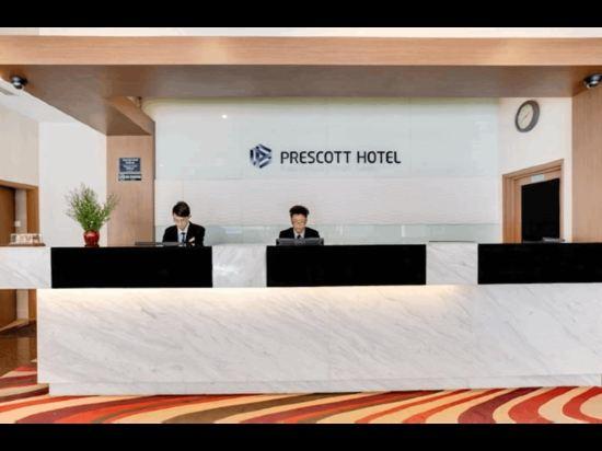 美丹端姑百利閣酒店(Prescott Hotel Kuala Lumpur Medan Tuanku)公共區域