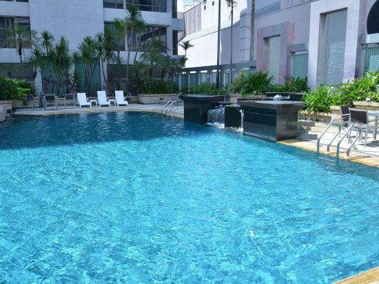新加坡半島怡東酒店(Peninsula Excelsior Hotel Singapore)健身娛樂設施