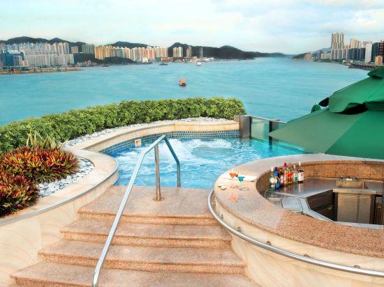 香港九龍海逸君綽酒店(Harbour Grand Kowloon)健身娛樂設施