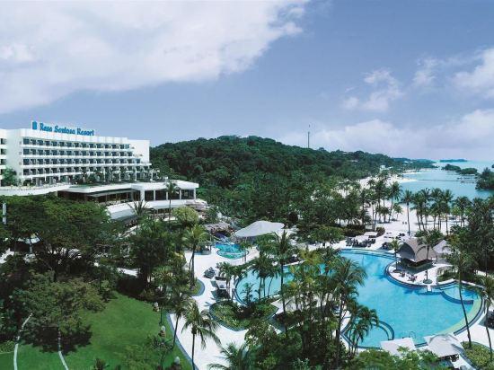 新加坡香格里拉聖淘沙度假酒店(Shangri-La's Rasa Sentosa Resort & Spa)山景高級房