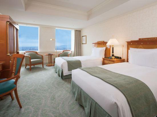 名古屋萬豪酒店(Nagoya Marriott Associa Hotel)入住時指定房型