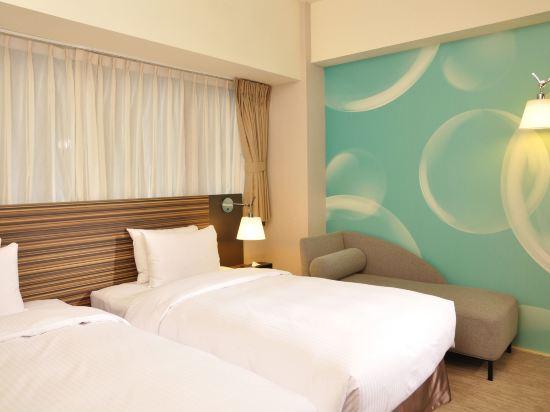 台北凱撒大飯店(Caesar Park Hotel Taipei)綺幻雙人房