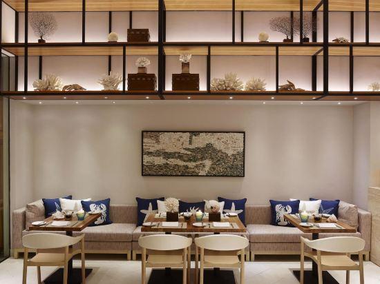 香港愉景灣酒店(Auberge Discovery Bay Hong Kong)咖啡廳