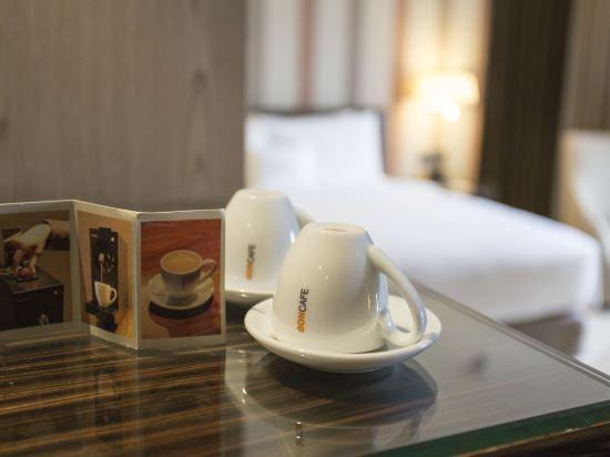 曼谷素坤逸希爾頓逸林酒店(DoubleTree by Hilton Sukhumvit Bangkok)豪華套房