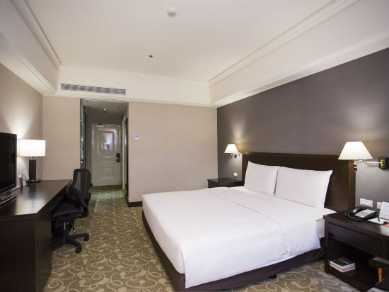 台北王朝大酒店(Sunworld Dynasty Hotel Taipei)精緻客房