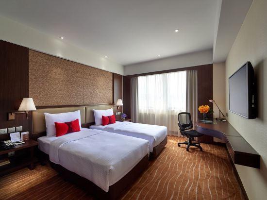 台北王朝大酒店(Sunworld Dynasty Hotel Taipei)行政豪華客房